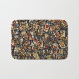 Tarot cards Badematte