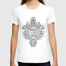 Mortui Vivos Docent T-shirt