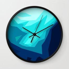 Geometrika #9 Wall Clock