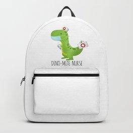 Dino-mite Nurse Backpack