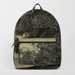 The Gardeners' Chronicle 1881 Backpack