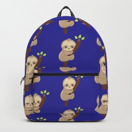 Hold On Little Sloth Backpack