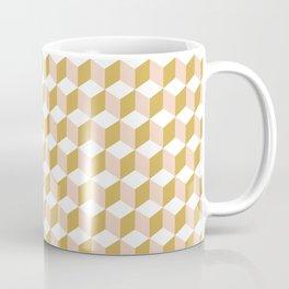 Making Marks Cube Illusion Light Coffee Mug