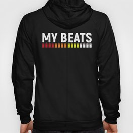 EDM 808 My Beats  Hoody