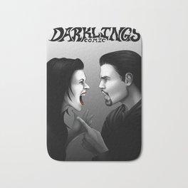 Darklings Issue 1 cover Bath Mat