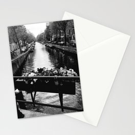 Serenity in Amsterdam Stationery Cards