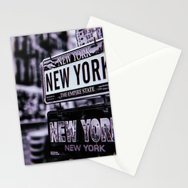 New York City Vintage Stationery Cards