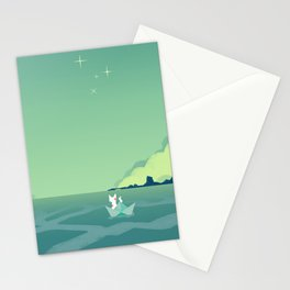 Dream Voyage Stationery Cards