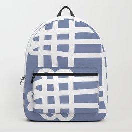 Thistle Tartan Backpack