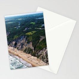 Hidden Beaches of Block Island, Rhode Island - New England's Hidden Gem Stationery Cards