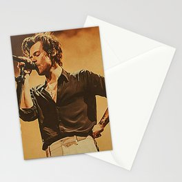 Harry sty-les pos-ter Stationery Cards