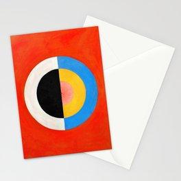 Hilma af Klint - Swan - Digital Remastered Edition Stationery Cards