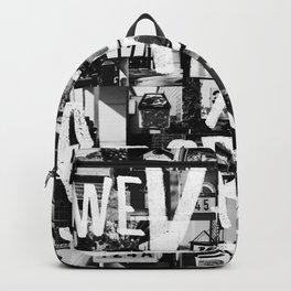 We Keep Your Secrets Backpack