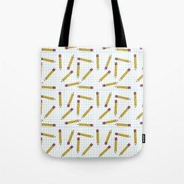 Pencils, Pencils Everywhere! Tote Bag