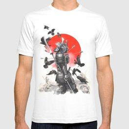 Unstoppable Samurai Warrior T-shirt
