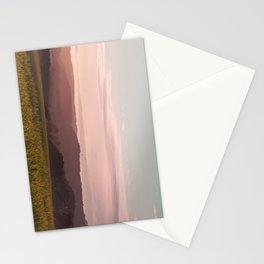Un paisaje para mí sólo Stationery Cards