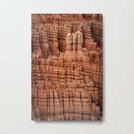 Hoodoos for Miles, Bryce Canyon National Park Metal Print