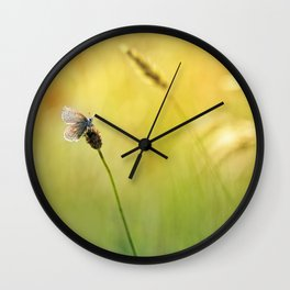 I'd like to sit here with you .... Wall Clock