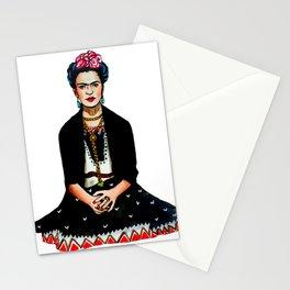 Frida Kahlo Mexican Artist Feminist Art Stationery Cards