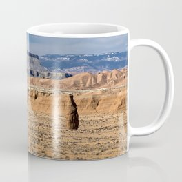 West of Nowhere Coffee Mug