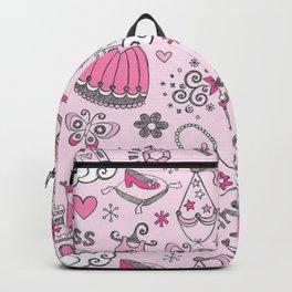 Barbie Princess Backpack