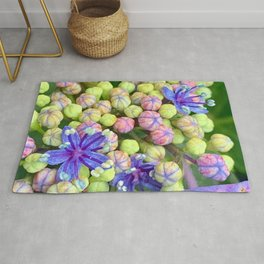 About to Bloom Rug