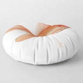 goldfish 2 Floor Pillow