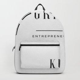 Keep Grinding Backpack