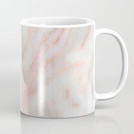 Softest blush pink marble Coffee Mug
