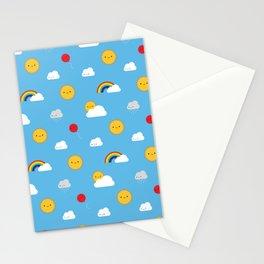 Kawaii Skies Stationery Cards