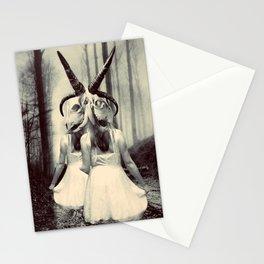 Veni, Vidi, Vici Stationery Cards