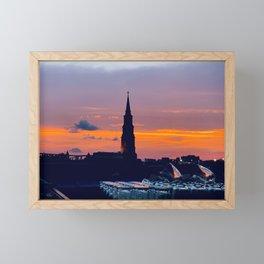 gotham Framed Mini Art Print
