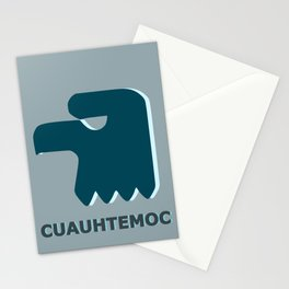 Cuauhtemoc Stationery Cards