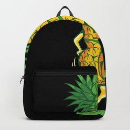 Twerking Pineapple Fruit Lover Backpack