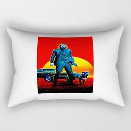 jhon wick Rectangular Pillow