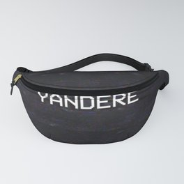 YANDERE Fanny Pack