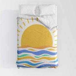 Morning Dawn  Comforters
