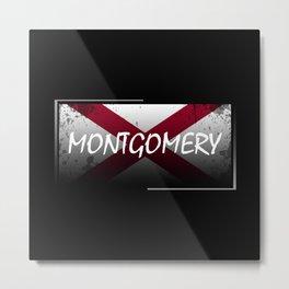 Montgomery Metal Print