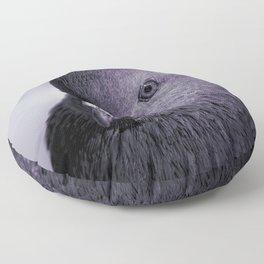 City Bird Floor Pillow