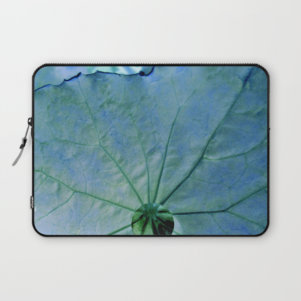 Droplet - Blue Laptop Sleeve (LSV8055642) photo