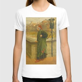 Henry Holiday - Dante And Beatrice T-shirt