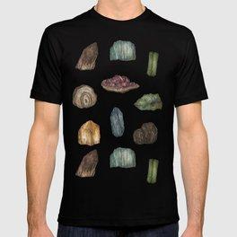 Gems and Minerals T-shirt
