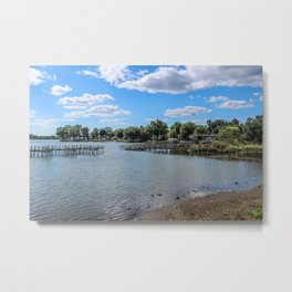 Buckeye Lake 2 Metal Print