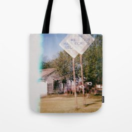 We Have Our Secrets Tote Bag
