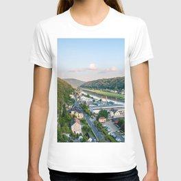 Landscape Photography by Jos Zwaan T-shirt