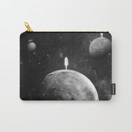 The distance of wishing.  Carry-All Pouch