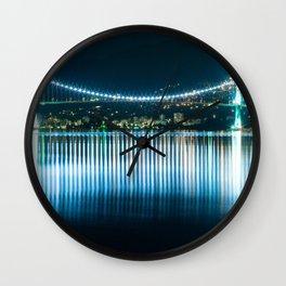lionsgate Wall Clock
