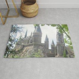 Hogwarts Castle Rug