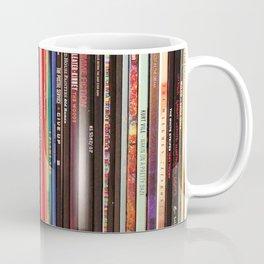 Indie Rock Vinyl Records Kaffeebecher