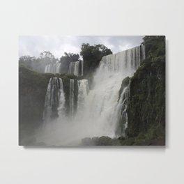 Iguazu Falls 2 Metal Print